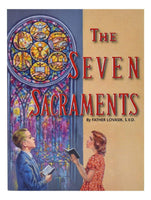 The Seven Sacraments - A Lost Sheep Catholic Store