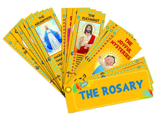 Brother Francis Devotional Fan - The Catholic Rosary Fan - A Lost Sheep Catholic Store