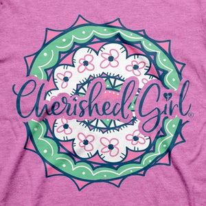 Cherished Girl Womens T-Shirt Nothing Is Too Big For God - A Lost Sheep Catholic Store