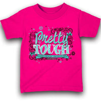 Pretty Tough Kids Christian T-Shirt - A Lost Sheep Catholic Store