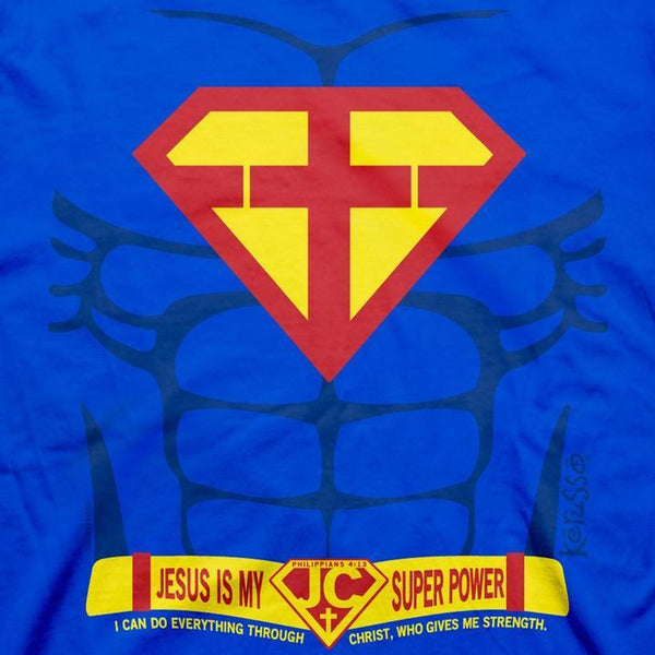 Super Power Kids T-Shirt ™ - A Lost Sheep Catholic Store