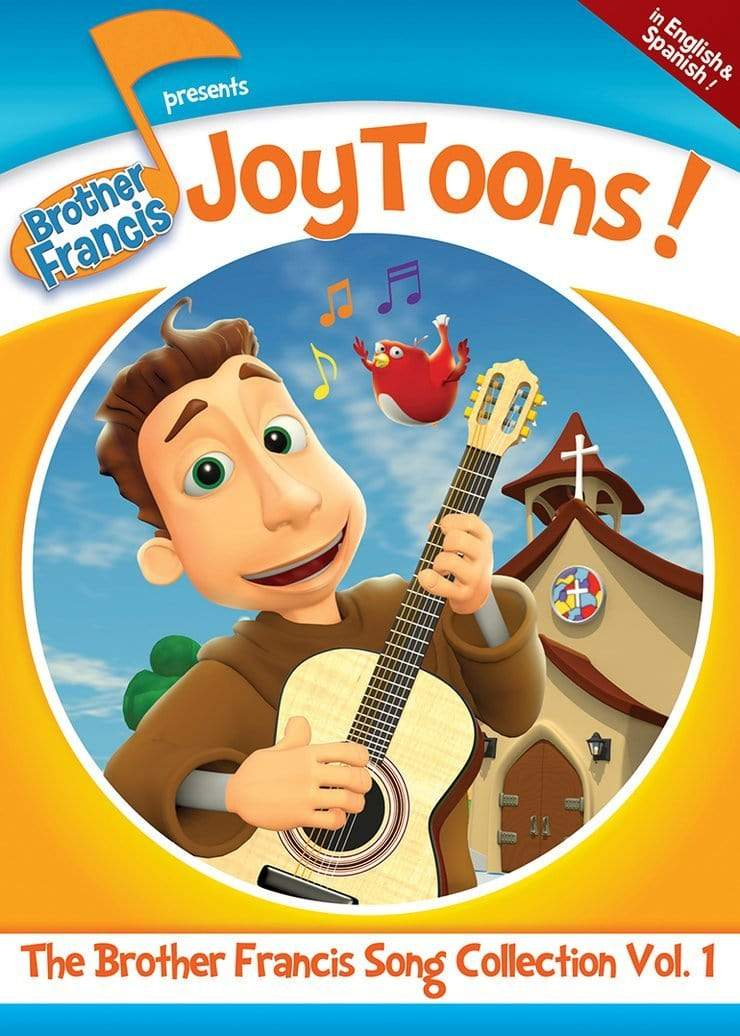 Brother Francis #11, JoyToons! - A Lost Sheep Catholic Store
