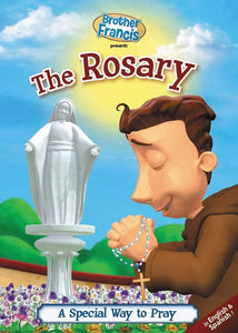 Brother Francis #3, The Rosary - A Lost Sheep Catholic Store