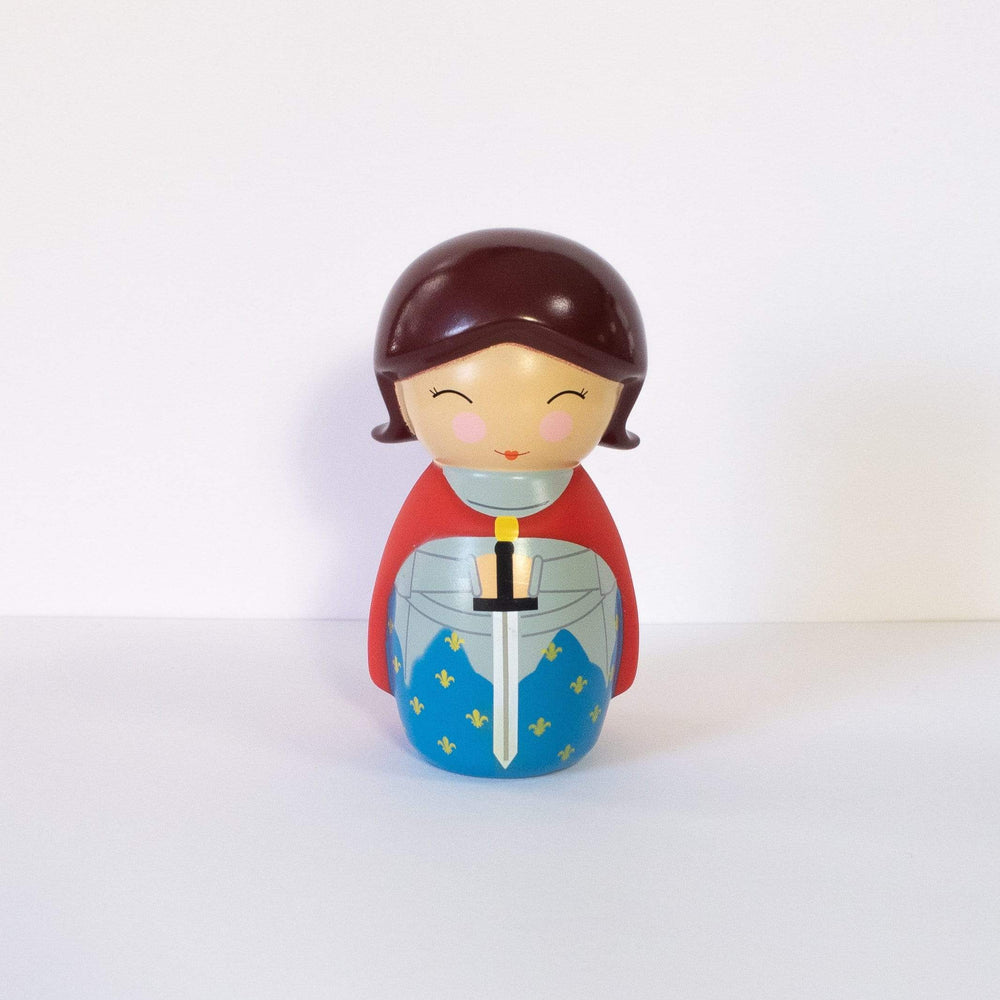Saint Joan of Arc Shining Light Doll - A Lost Sheep Catholic Store