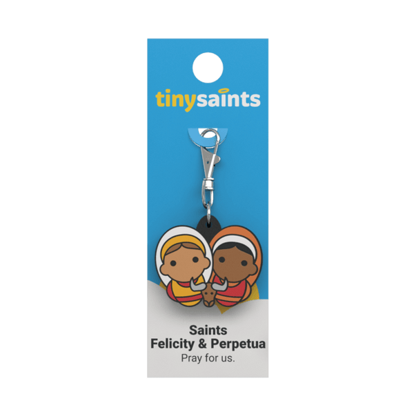 Tiny Saint - St. Felicity And Perpetua - A Lost Sheep Catholic Store