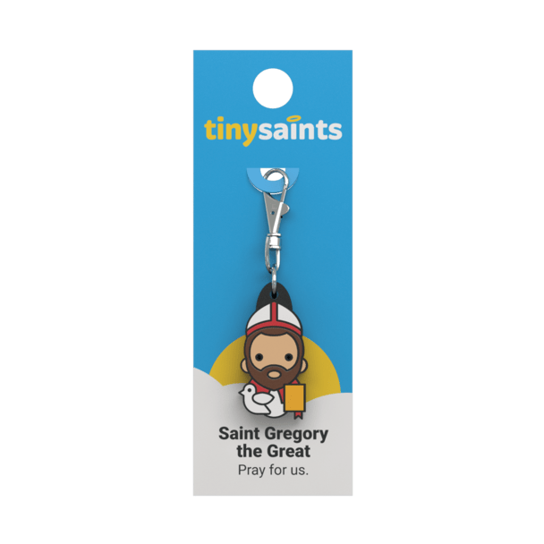 Tiny Saint - St. Gregory the Great - A Lost Sheep Catholic Store