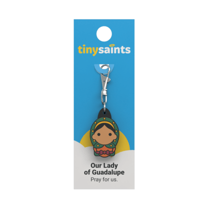 Tiny Saint - Our Lady of Guadalupe - A Lost Sheep Catholic Store