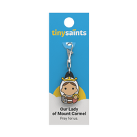 Tiny Saint - Our Lady of Mount Carmel - A Lost Sheep Catholic Store
