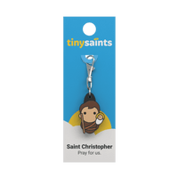 Tiny Saint - St. Christopher - A Lost Sheep Catholic Store