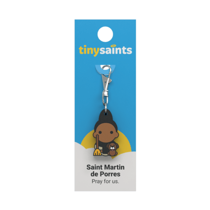 Tiny Saint - Saint Martin de Porres - A Lost Sheep Catholic Store