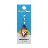 Tiny Saint - St. Nicholas - A Lost Sheep Catholic Store