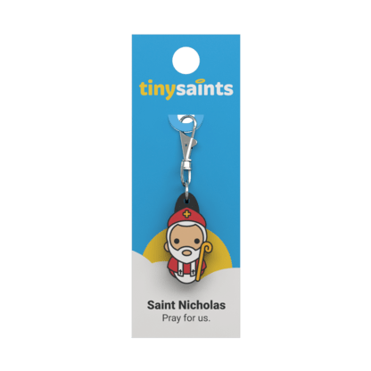 Tiny Saint - Saint Nicholas - A Lost Sheep Catholic Store