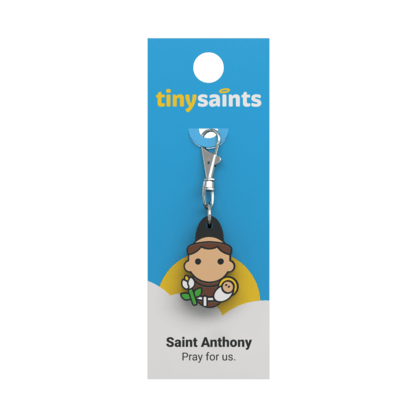 Tiny Saint - St. Anthony - A Lost Sheep Catholic Store