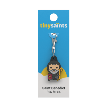 Tiny Saint - St. Benedict - A Lost Sheep Catholic Store