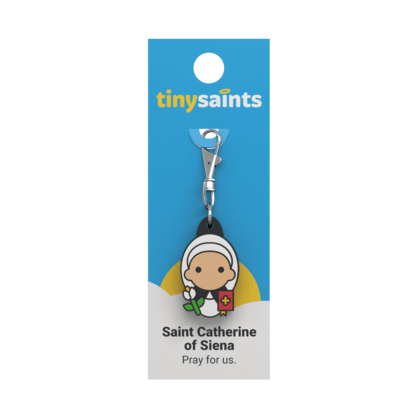 Tiny Saint - St. Catherine of Siena - A Lost Sheep Catholic Store