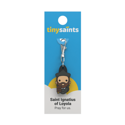 Tiny Saint - St. Ignatius of Loyola - A Lost Sheep Catholic Store