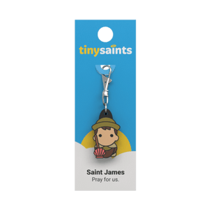 Tiny Saint - St. James - A Lost Sheep Catholic Store
