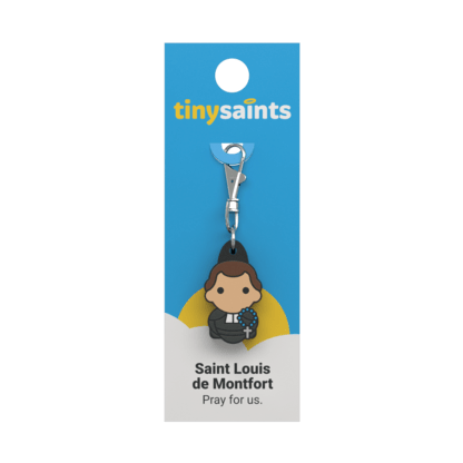 Tiny Saint - St. Louis de Montfort - A Lost Sheep Catholic Store