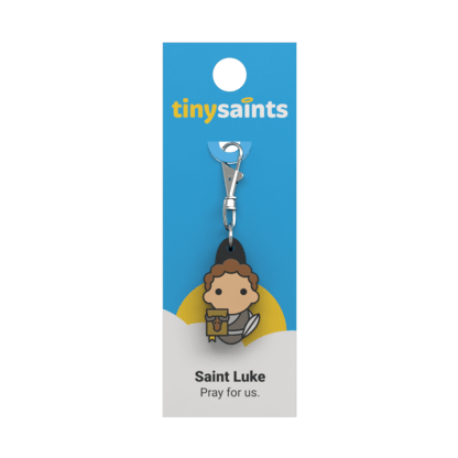 Tiny Saint - St. Luke - A Lost Sheep Catholic Store