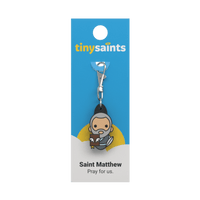 Tiny Saint - St. Matthew - A Lost Sheep Catholic Store