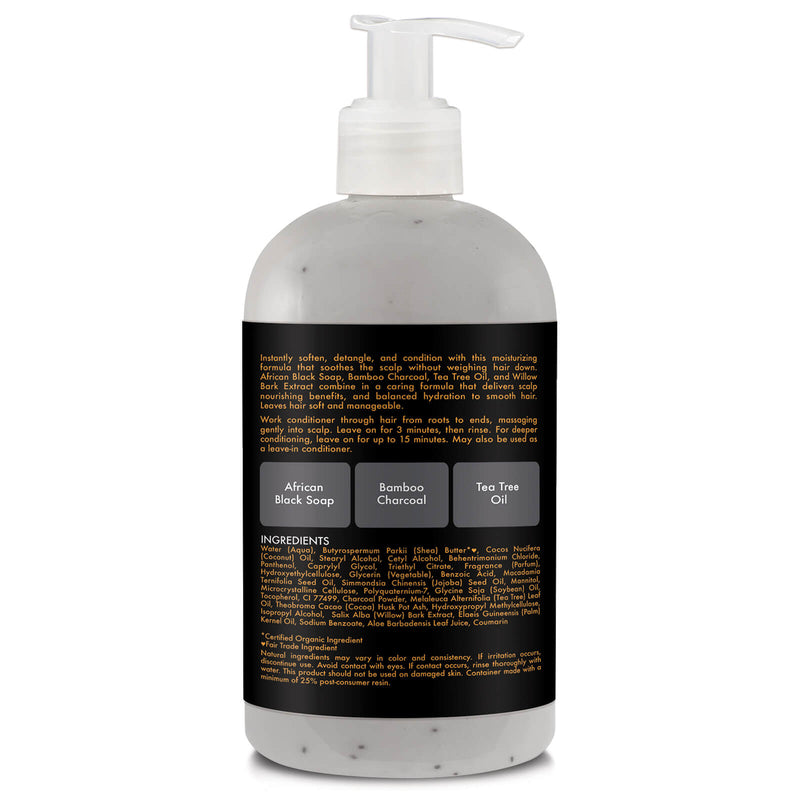 Shea Moisture Bamboo Charcoal Conditioner