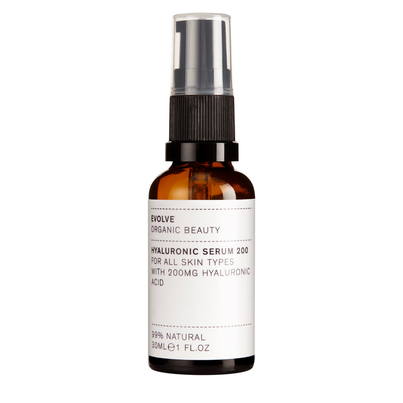 Evolve Organic Beauty Hyaluronic Acid 30ml| Candour Beauty