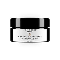 Beldi Moroccan Body Mask 200ml