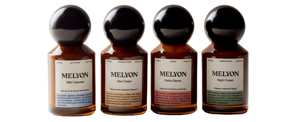 MELYON SKINCARE SET 60ML EACH