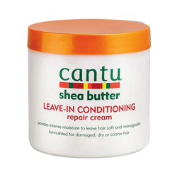Shea Butter Leave-in Conditioner Repair Cream| Candour Beauty