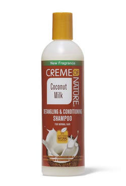 Detangling & Conditioning shampoo with Coconut Milk 354ml
