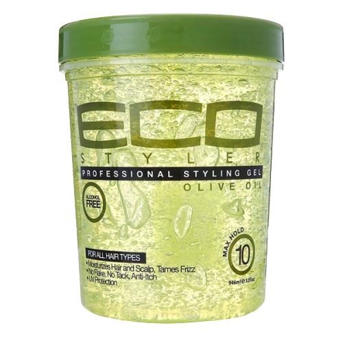 Eco Style Olive Oil Gel 473ML