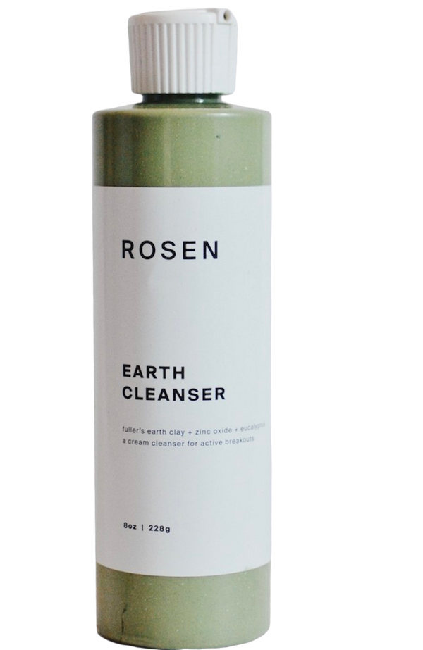 Earth Cleanser 8oz/240ml