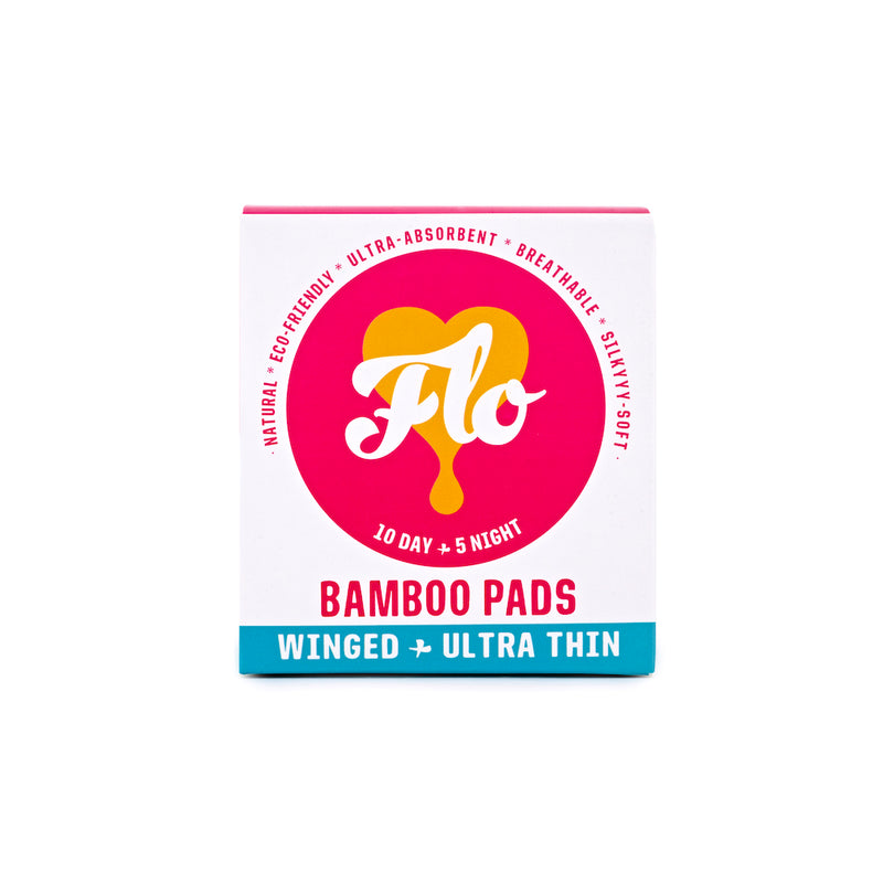 Bamboo Pads Combo - Pack of 15