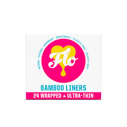 Bamboo Liners - Pack of 24