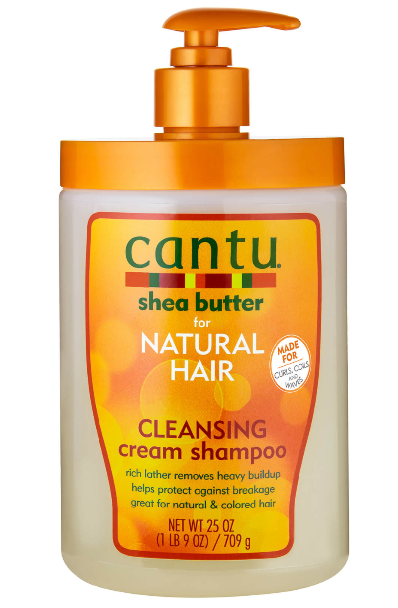 Shea Butter For Natural Hair Cleansing Cream Shampoo 709g (Salon Size)