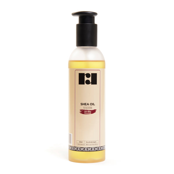 Shea Oil - Unscented 250ml