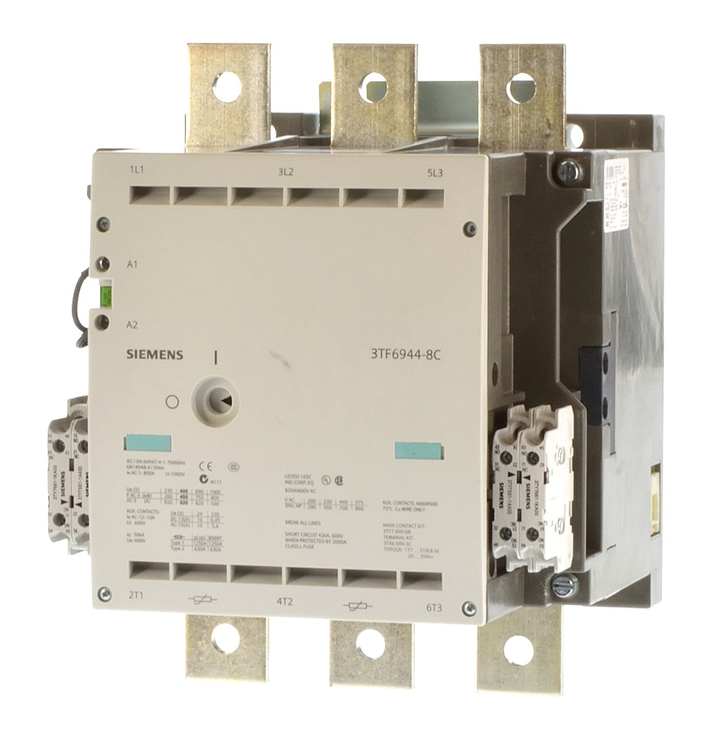 Furnas Contactor Wiring Diagram Alternating Best Secret Electric Heat Strips Siemens 3tf50 38 Ac Catalog Cross Referance