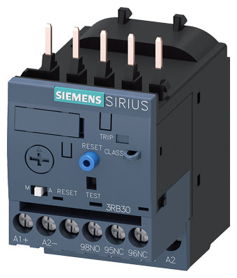 3RB3016-1TB0 Electronic Overload Relays - Motor Starters - Siemens Sirius