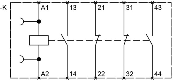 3RH1122-1AK60-contact sequence