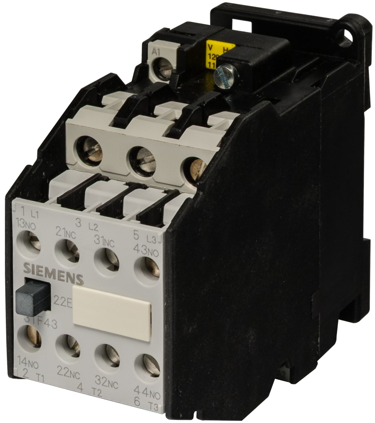 8 Frame Size Siemens 3TY6523-0BF4 Contactor DC Replacement Coil 110VDC Coil Voltage 3TY65230BF4 Used with 3TC Devices