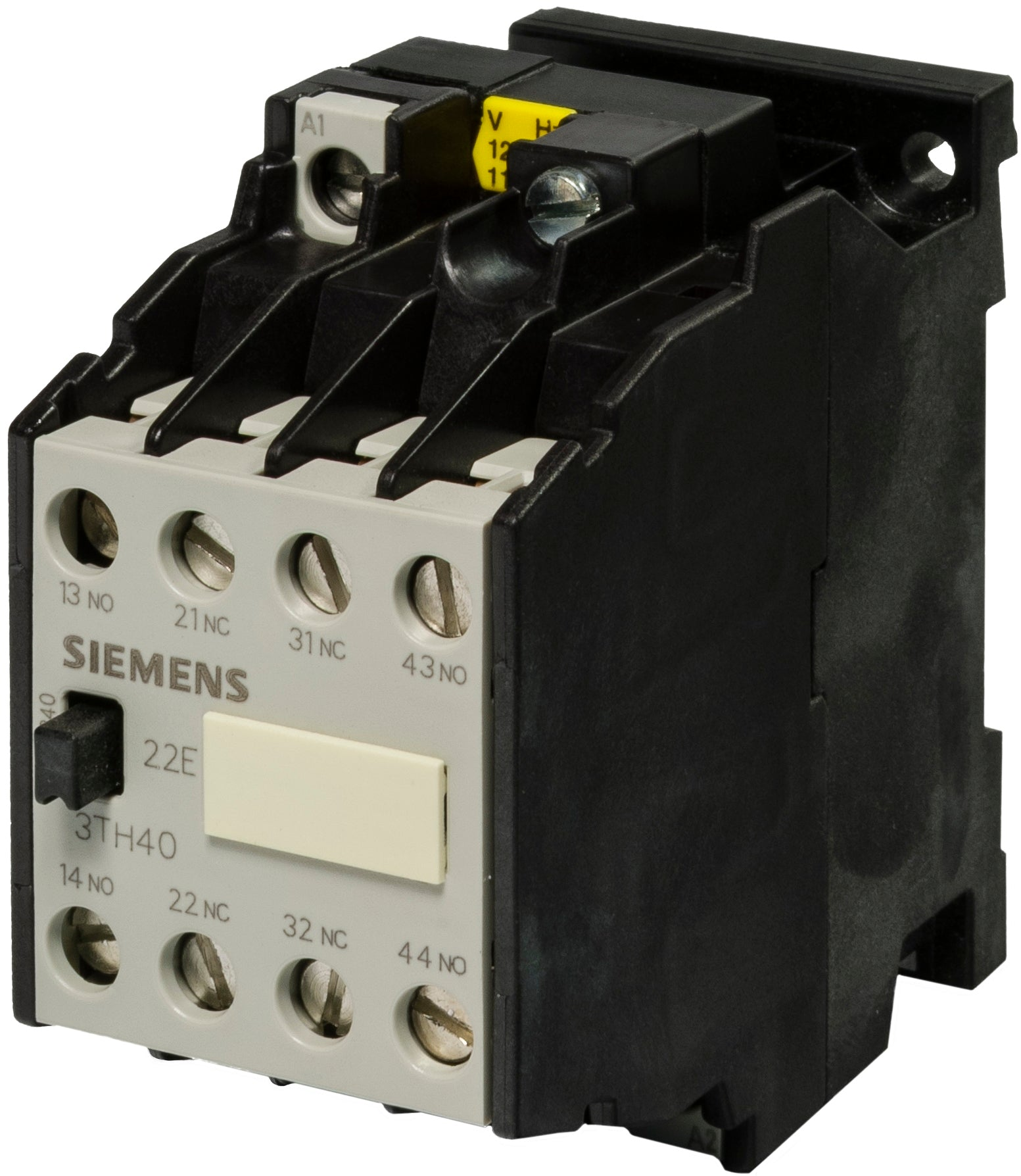 3th4 Control Relays Siemens Relay With No And Nc Contacts 4 Fixed
