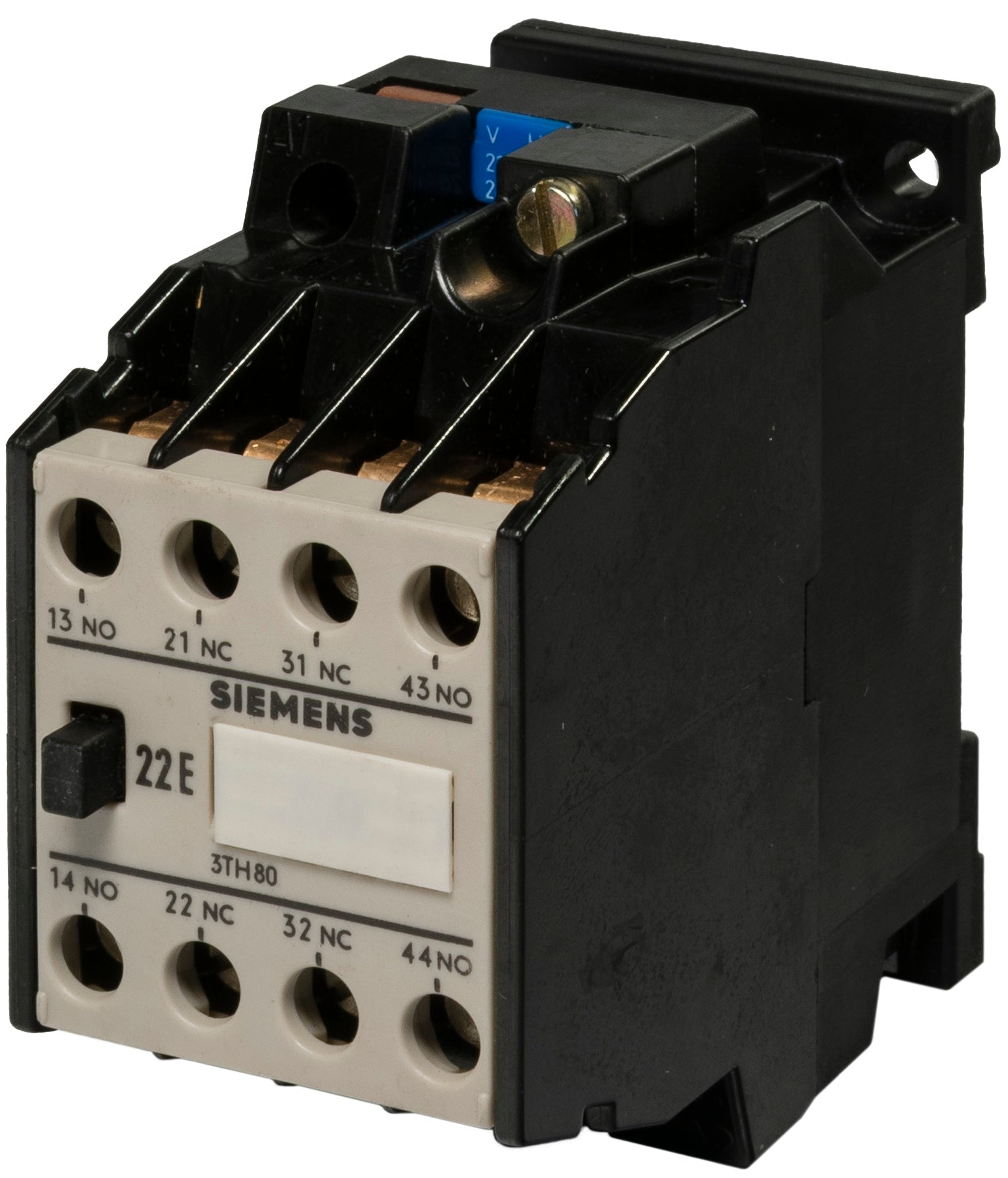 3th8 Control Relays Siemens Relay No Nc Contacts With 4 Fixed