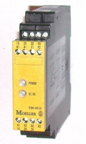 Klockner Moeller ESR4 Safety Relays