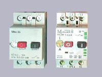 moeller electric motor protector switches