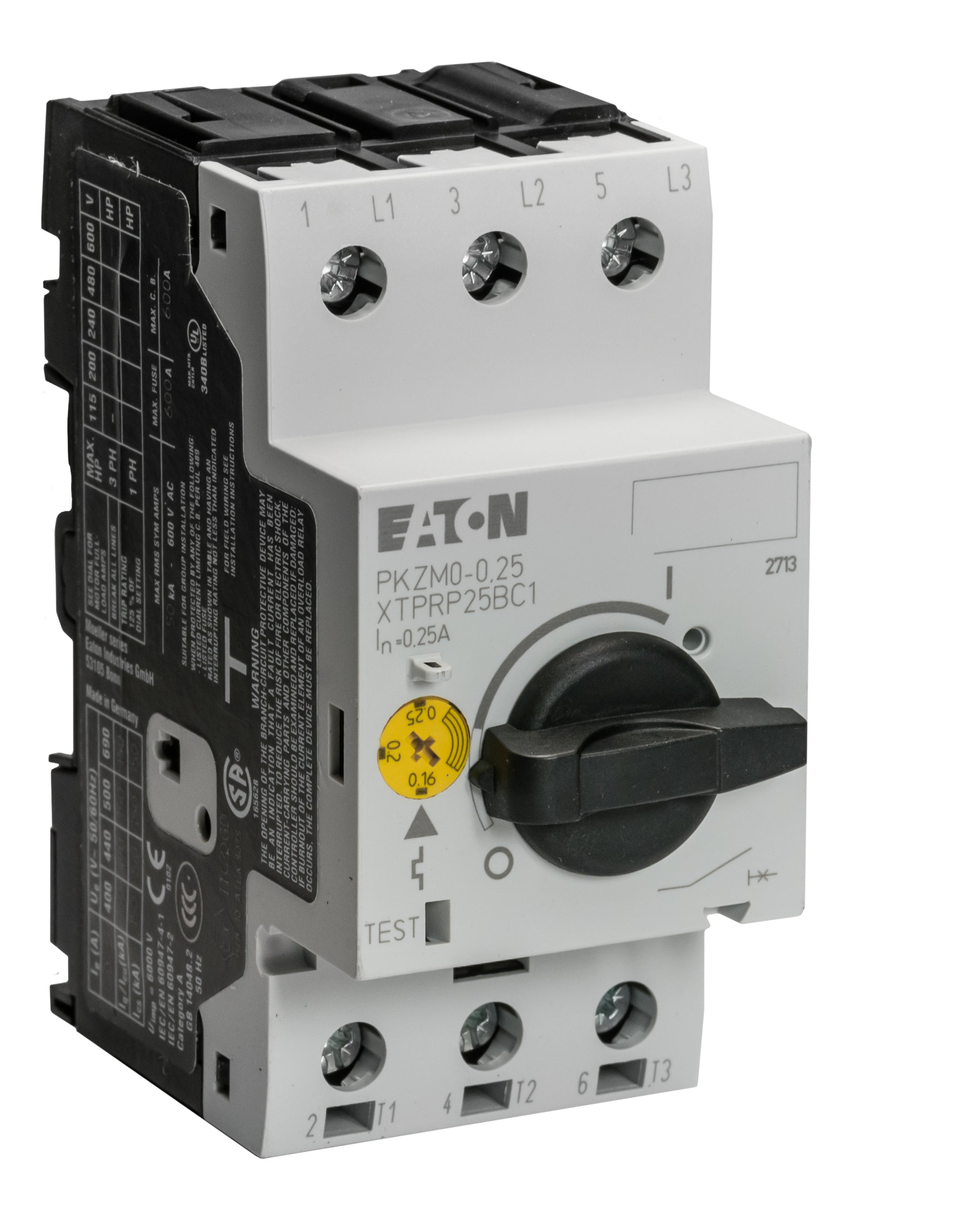 eaton pkzm0 motor protector switches