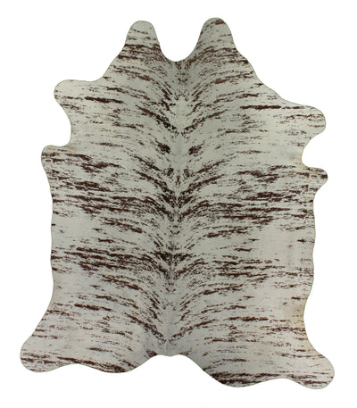 Exotic Print Brown & White - 10