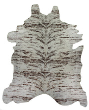 Exotic Print Brown & White - 14