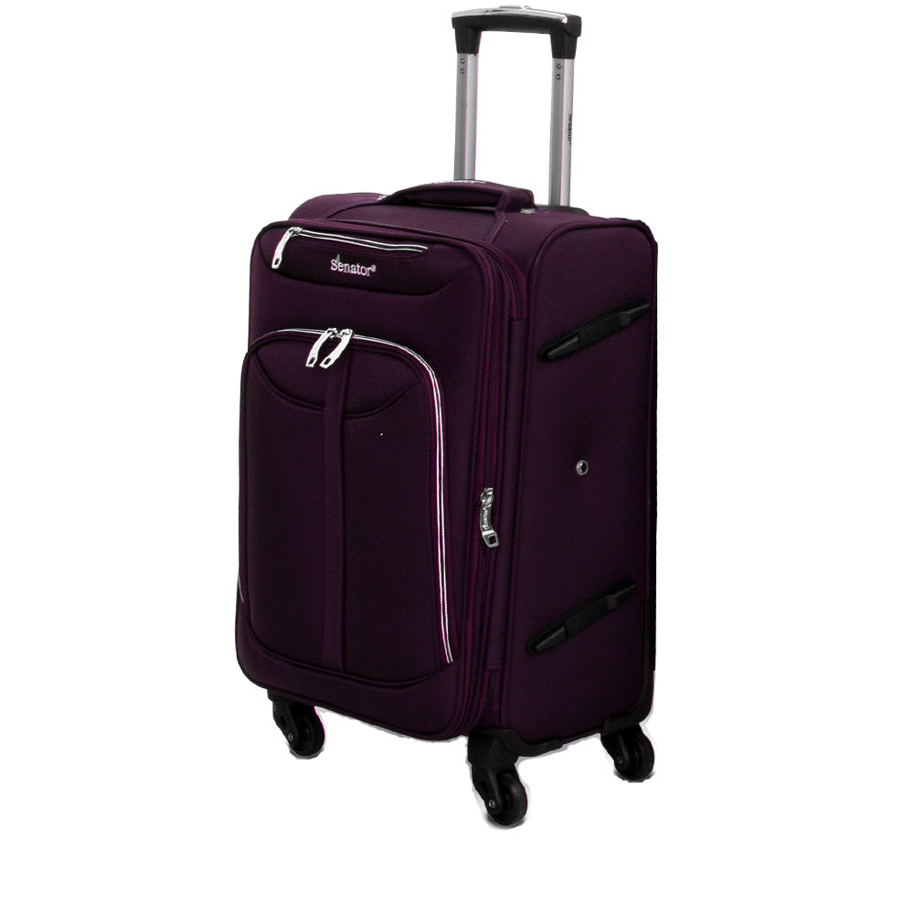"32"" Softside extra large 30 kg capacity trolley bag by Senator luggage  (LW010-32) - buyluggageonline"