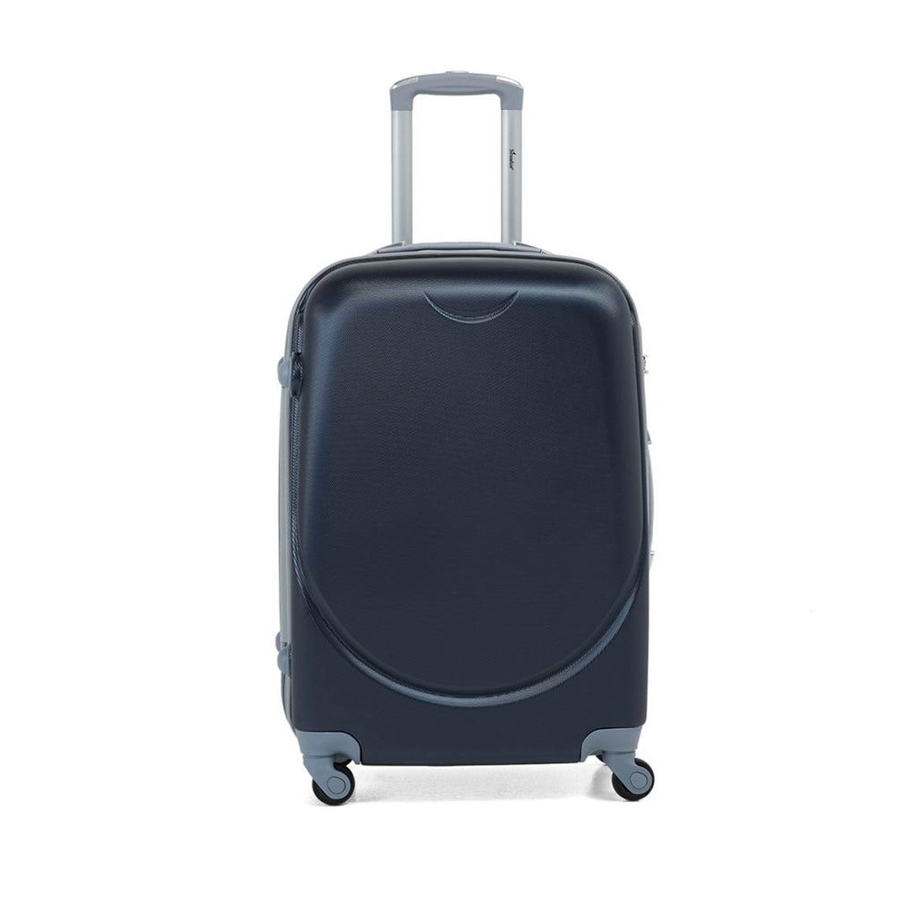 Senator Medium Size Hard Shell Luggage Trolley (KH134-24)