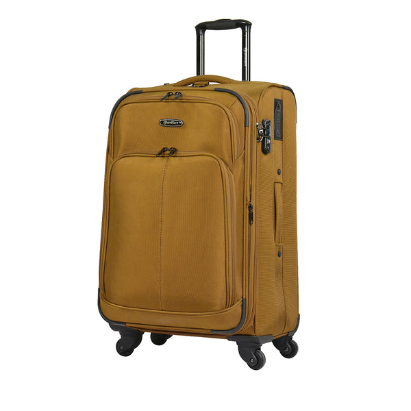 Eminent luggage checked baggage size Soft Trolley bag (V481A-29) - buyluggageonline